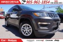 Used 2017 Jeep Compass SPORT| COLD WEATHER GROUP| REAR CAM & MORE| for sale in Mississauga, ON