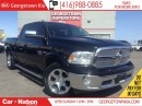 Used 2013 Dodge Ram 1500 LARAMIE LEATHER| ROOF| NAVI| BACK UP CAM| CHROME for sale in Georgetown, ON
