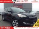 Used 2015 Ford Escape SE | HEATED LEATHER SEATS | BACK UP CAMERA | for sale in Georgetown, ON