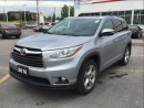Used 2016 Toyota Highlander LIMITED  for sale in Pickering, ON