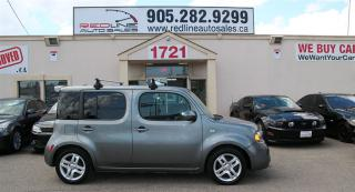 Used 2010 Nissan Cube 1.8SL, Back Up Cam, WE APPROVE ALL CREDIT for sale in Mississauga, ON