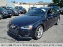 Used 2013 Audi A4 2.0T Premium QUATTRO  | NAVIGATION | MOCHA LEATHER for sale in Kitchener, ON