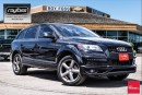 Used 2014 Audi Q7 3.0T S-Line for sale in Woodbridge, ON