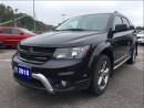 Used 2016 Dodge Journey Crossroad - 7 Passenger - Heated Seats for sale in Norwood, ON
