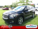 Used 2013 Infiniti JX35 Premium Package*One Owner*Accident Free for sale in Ajax, ON