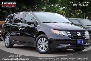 Used 2016 Honda Odyssey EX BLUETOOTH HEATED SEATS REAR & SIDE CAMERA for sale in Pickering, ON