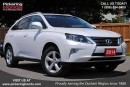 Used 2014 Lexus RX 350 LEATHER SUNROOF REAR CAMERA for sale in Pickering, ON