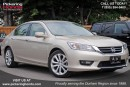 Used 2014 Honda Accord Touring V6 LEATHER NAVI ALLOYS for sale in Pickering, ON