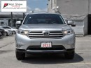 Used 2013 Toyota Highlander Leather Package for sale in Toronto, ON