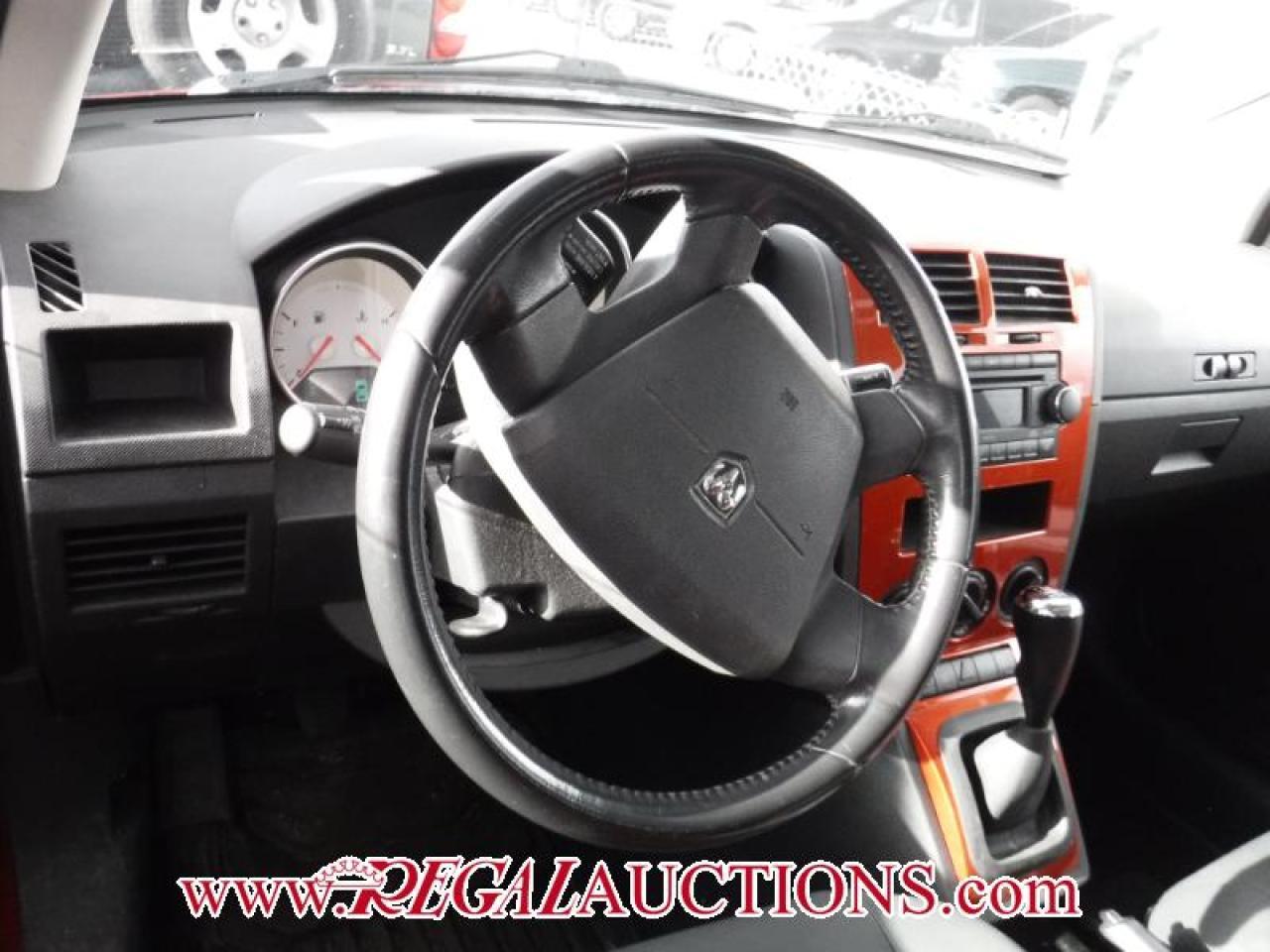2008 Dodge CALIBER SXT 4D HATCHBACK