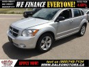Used 2011 Dodge Caliber Uptown | LEATHER | HEATED SEATS | BLUETOOTH for sale in Hamilton, ON