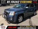 Used 2012 GMC Terrain SLE-1 | BACKUP CAMERA | HEATED MIRRORS | BLUETOOTH for sale in Hamilton, ON
