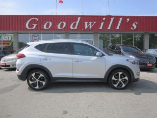 Used 2016 Hyundai Tucson GLS! HEATED SEATS! BLUETOOTH! for sale in Aylmer, ON