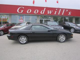 Used 1994 Chevrolet Camaro Z-28! AS TRADED! T-ROOF! for sale in Aylmer, ON