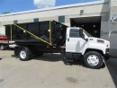Used 2007 GMC 7500 diesel with new switch and go flat  / Bin combo for sale in Richmond Hill, ON