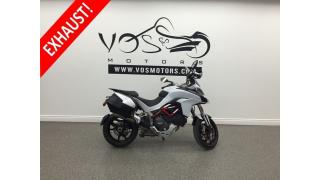Used 2015 Ducati Multistrada 1200 - Free Delivery in GTA** for sale in Concord, ON