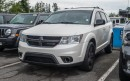 Used 2012 Dodge Journey SXT & Crew for sale in Surrey, BC