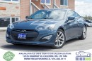 Used 2013 Hyundai Genesis Coupe 2.0T | ACCIDENT FREE for sale in Caledon, ON