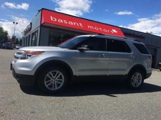 Used 2015 Ford Explorer XLT, 7 Passenger, Spacious!! for sale in Surrey, BC