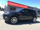 Used 2014 Land Rover Evoque Pure Plus, BSM, Vision Assistance Pkg, Nav!! for sale in Surrey, BC