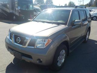 Used 2006 Nissan Pathfinder LE 4WD w/ Third Row Seating for sale in Burnaby, BC