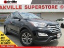 Used 2015 Hyundai Santa Fe Sport 2.4 | HANDSFREE BLUETOOTH | HEATED CLOTH SEATS for sale in Oakville, ON