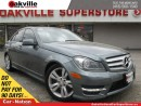 Used 2012 Mercedes-Benz C-Class | NAVI | B/U CAM | HANDSFREE | PANO ROOF | for sale in Oakville, ON