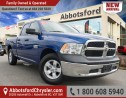 Used 2014 Dodge Ram 1500 ST One Owner, Accident free! for sale in Abbotsford, BC