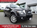 Used 2012 Ford Expedition Limited W/ NAVIGATION, LEATHER INTERIOR & BACKUP CAMERA for sale in Surrey, BC