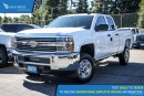New 2017 Chevrolet Silverado 2500HD WT Backup Camera and Air Conditioning for sale in Port Coquitlam, BC