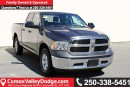 New 2017 Dodge Ram 1500 ST 4X4, KEYLESS ENTRY, SATELLITE RADIO, TOW PACKAGE, BACK UP CAMERA for sale in Courtenay, BC
