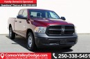 New 2017 Dodge Ram 1500 ST QUAD CAB, BACK UP CAMERA, KEYLESS ENTRY, SATELLITE RADIO for sale in Courtenay, BC