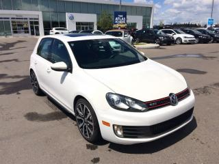 Used 2012 Volkswagen Golf GTI 5-Door (A6) for sale in Calgary, AB