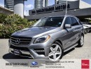 Used 2013 Mercedes-Benz ML 350 BlueTEC 4MATIC for sale in Vancouver, BC