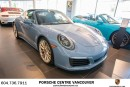 Used 2017 Porsche 911 Targa 4S PDK Exclusive Design Edition for sale in Vancouver, BC