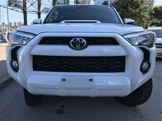 Used 2015 Toyota 4Runner NO ACCIDENT, LEATHER, SUN ROOF, FACTORY WARRANTY for sale in Vancouver, BC