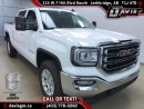 New 2017 GMC Sierra 1500 SLE-40/20/40 Bench Seat, Kodiak Edition, Max Trailering Package for sale in Lethbridge, AB