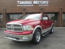 Used 2010 Dodge Ram 1500 LARAMIE | CREW | NAVIGATION | SUNROOF | for sale in Mississauga, ON