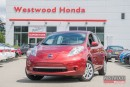 Used 2013 Nissan Leaf S - Quick Charge / Zero Emissions for sale in Port Moody, BC
