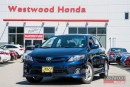 Used 2013 Toyota Corolla S for sale in Port Moody, BC