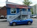 Used 2014 Chevrolet Corvette Stingray Z51 3LT Convertible **7 Speed Manual/Loaded/3,614 km!** for sale in Barrie, ON