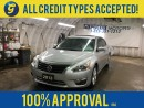 Used 2013 Nissan Altima SV*SUNROOF*NAVIGATION*REMOTE START*BACK UP CAMERA*PHONECONNECT*CVT*AM/FM/XM/CD/AUX/USB/BLUETOOTH* CRUISE CONTROL*ECO MODE*POWER WINDOWS/LOCKS/HEATED M for sale in Cambridge, ON