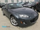 Used 2009 Mazda Miata MX-5 GT M/T Local One Owner Convertible Bluetooth AUX Leather Cruise Control Fog Lights AC TCS ABS for sale in Port Moody, BC