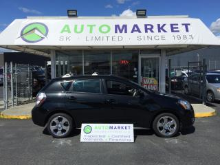 Used 2010 Pontiac Vibe AWD, FINANCING FOR ALL CREDIT! for sale in Langley, BC