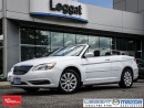 Used 2011 Chrysler 200 LX AUTO SOFT TOP for sale in Burlington, ON