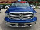 Used 2014 Dodge Ram 1500 SLT**BACK-UP CAM**CAR PROOF CLEAN** for sale in Mississauga, ON