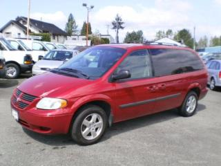 Used 2007 Dodge Grand Caravan Full stow n go, tri zone a/c, for sale in Surrey, BC