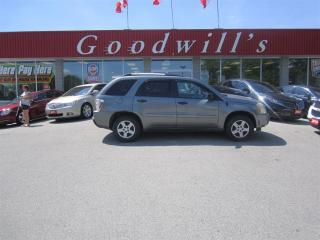 Used 2005 Chevrolet Equinox LS for sale in Aylmer, ON