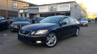 Used 2007 Lexus GS 450H HYBRID ULTRA PREMIUM for sale in Etobicoke, ON