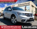 Used 2012 Dodge Journey SXT & Crew Local vehicle w/ No Accidents for sale in Abbotsford, BC